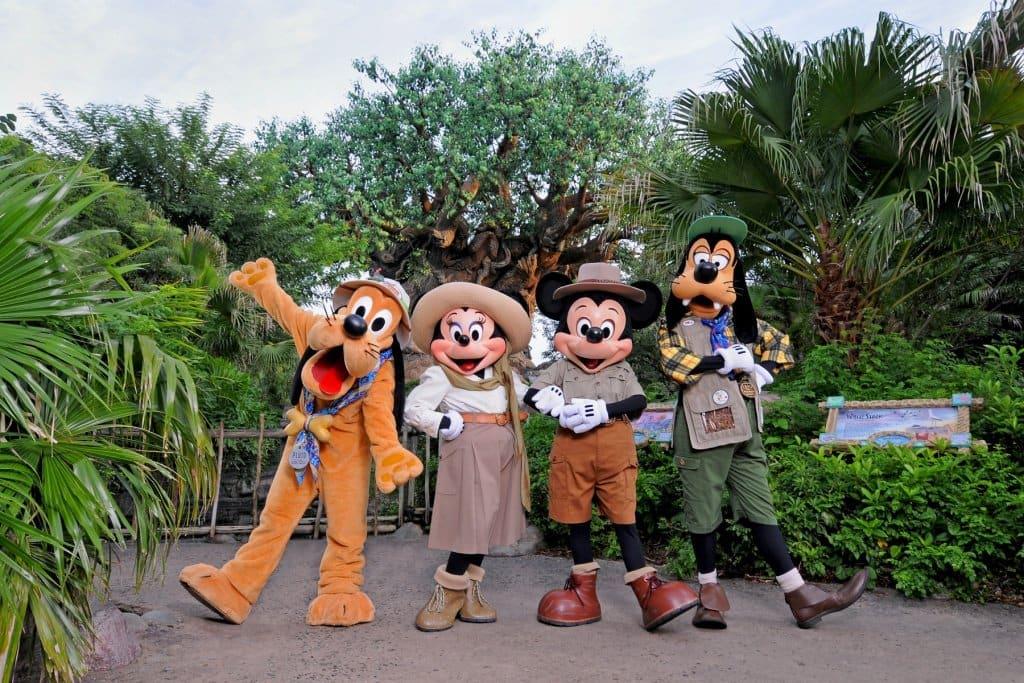 Parque Animal Kingdom na Disney