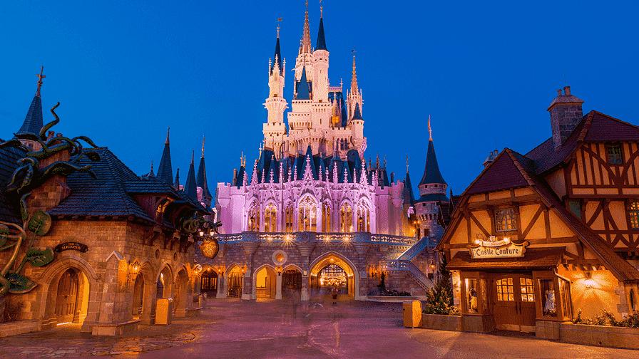 Parque Disney's Magic Kingdom