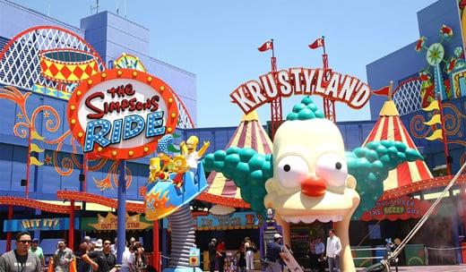 Parque Universal Studios Orlando - Melhores parques Orlando