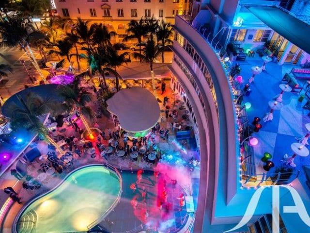 Melhores Baladas e Nightclubs em Miami