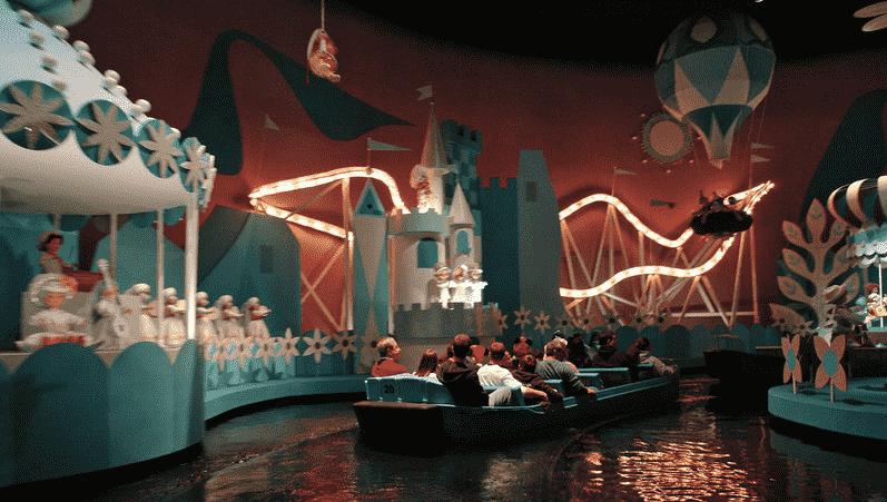 It's a Small World no Magic Kingdom na Disney