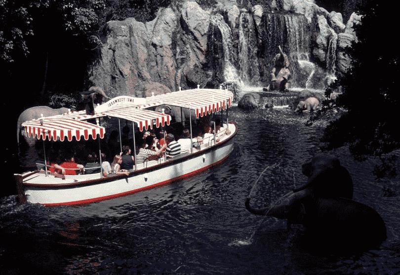 Jungle Cruise no Magic Kingdom na Disney