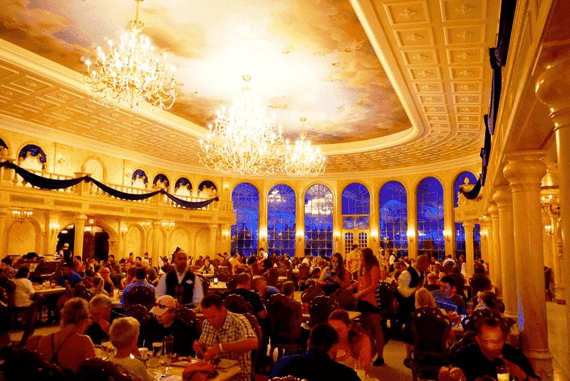 Restaurantes do Magic Kingdom em Orlando