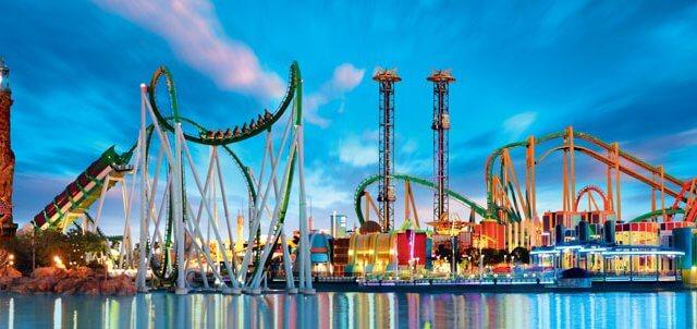 Parque Mundo do Harry Potter em Orlando