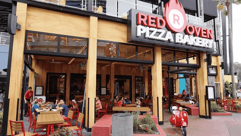 Restaurante Red Oven Pizza Bakery em Orlando