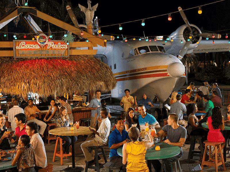 Restaurante Jimmy Buffett's Margaritaville no CityWalk