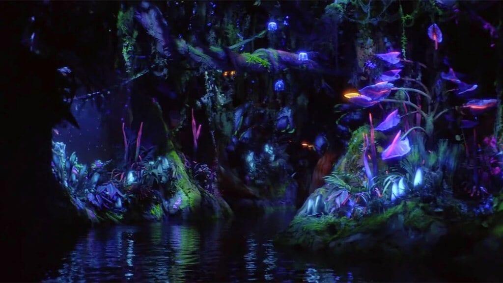 Pandora - Mundo de Avatar