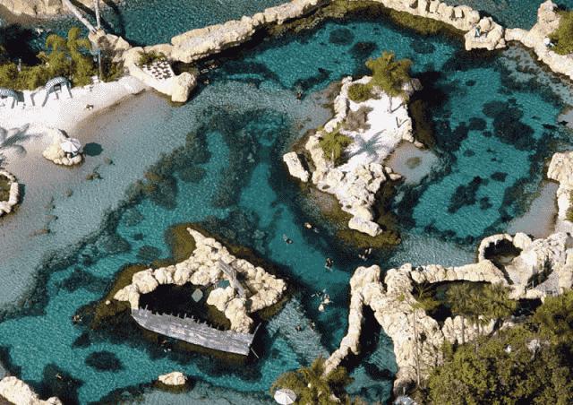 Veja mais detalhes sobre o Discovery Cove em Orlando