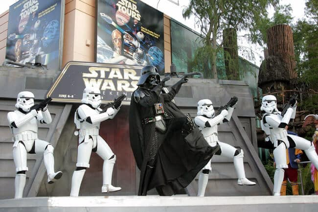 Star Wars - Parque Disney's Hollywood Studios