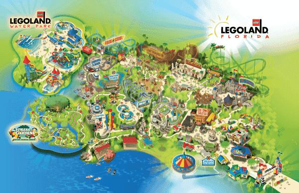 Dicas para o parque da Lego em Orlando