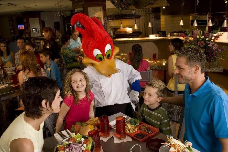 Onde comer no Universal Studios em Orlando