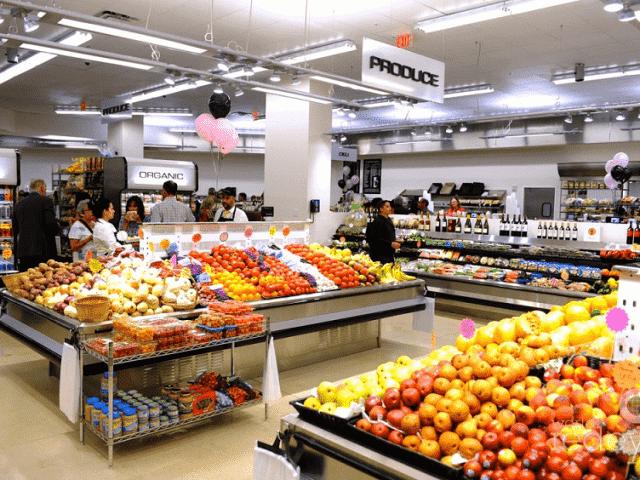 Epicure Market em Miami: Supermercado natural em Miami