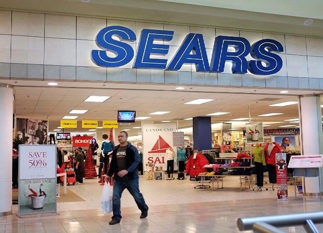 Loja Sears em Miami e Orlando