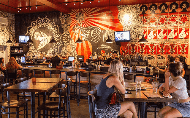 Wynwood Kitchen & Bar | Restaurante com arte em Miami