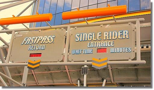 Single Riders: Como não pegar fila nos parques de Orlando