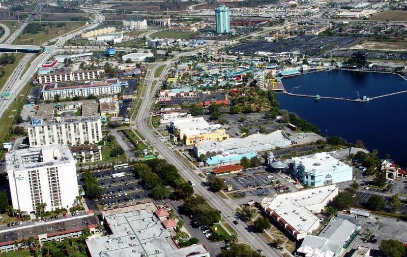 International Drive: Onde ficar em Orlando