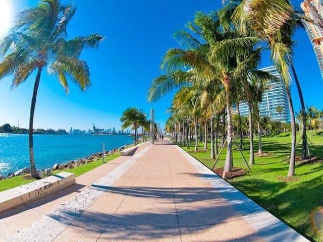 Roteiro de três dias em Miami