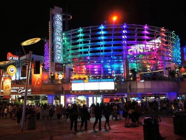Universal CityWalk em Orlando: Restaurante e Atrações