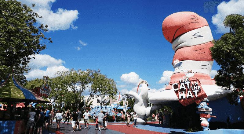 Parque Islands of Adventure Orlando