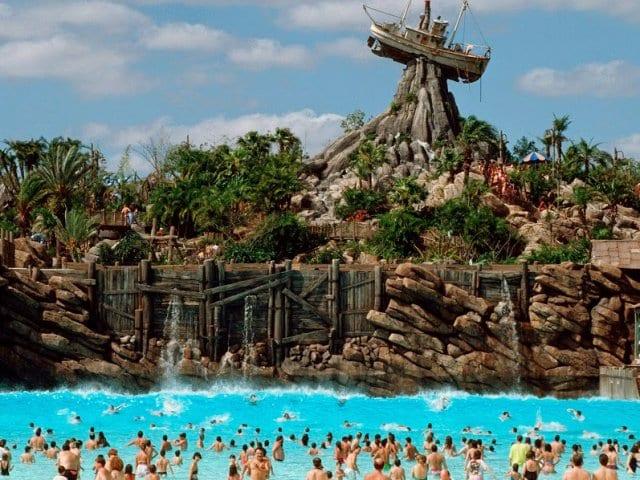 Typhoon Lagoon Orlando: Parque aquático da Disney