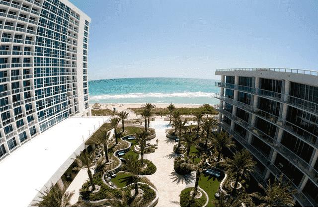 Melhores hotéis de luxo em Miami