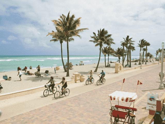 Roteiro de carro pelas praias de Miami