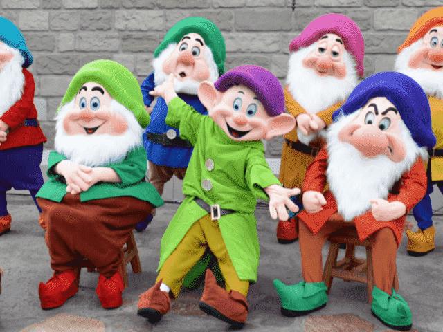Onde encontrar os personagens da Disney nos parques