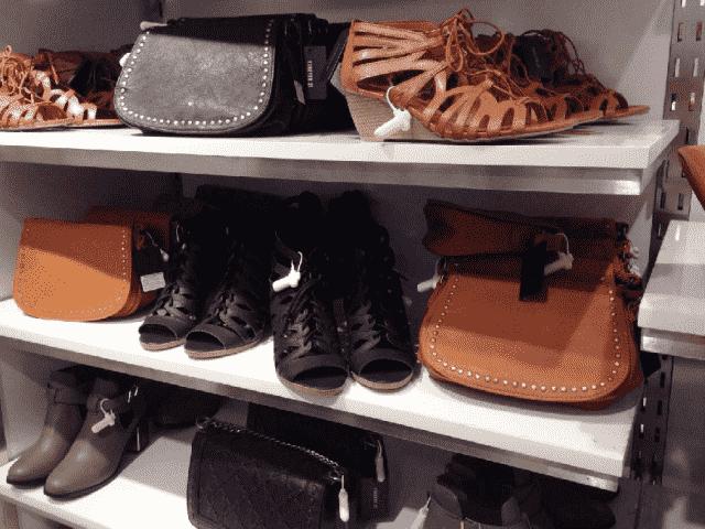 Onde comprar sapatos femininos em Miami e Orlando