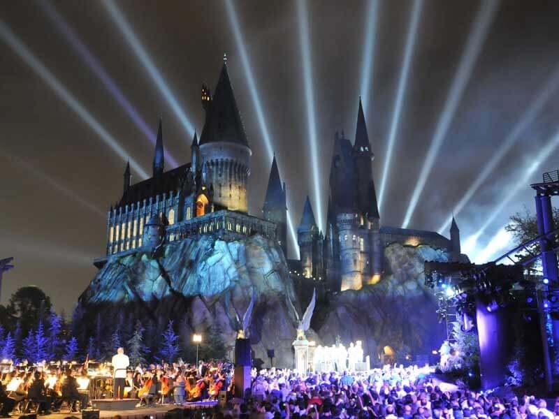 Parque Islands of Adventure na Universal em Orlando