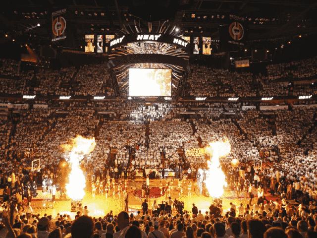 Onde comprar ingressos de jogos da NBA em Miami