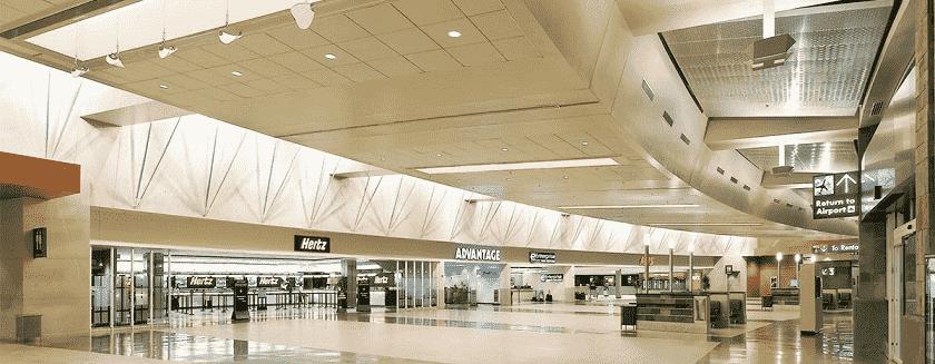 Como alugar um carro no aeroporto em Orlando por um preço imbatível