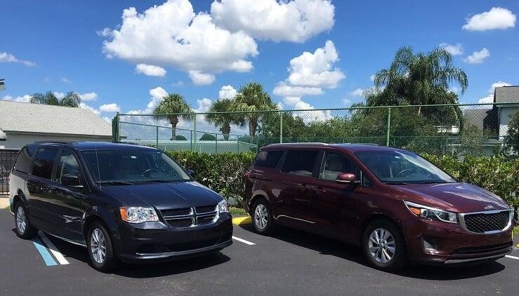 Translado no Aeroporto de Orlando com motorista brasileiro: carros