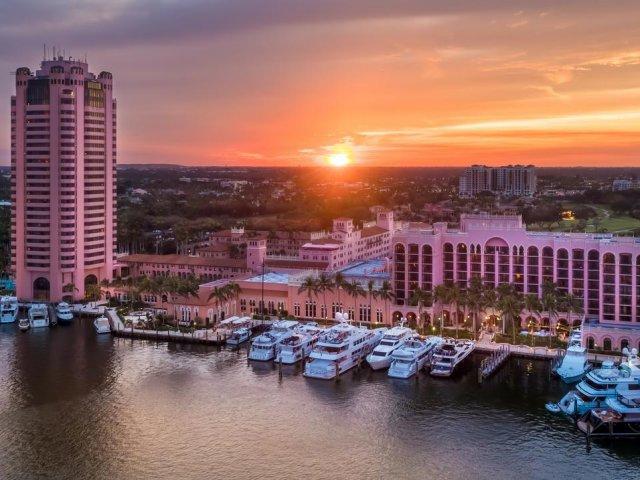 Melhores hotéis em Boca Raton na Flórida