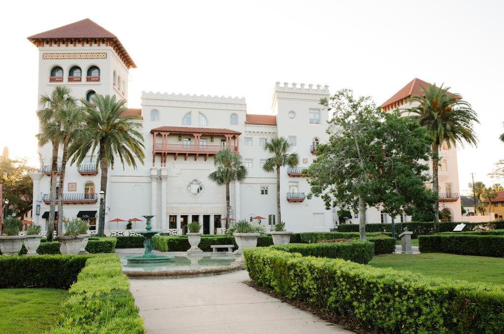 Melhores hotéis em Saint Augustine