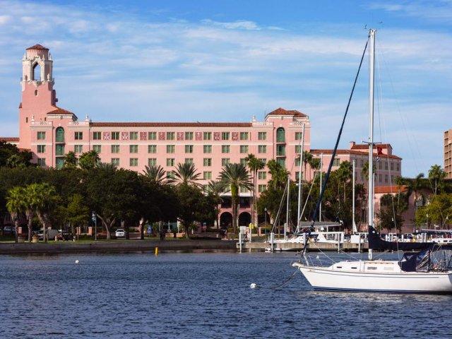 Melhores hotéis em São Petersburgo na Flórida