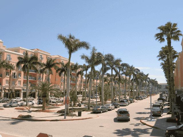 Pontos turísticos em Boca Raton