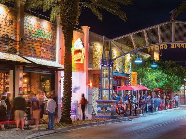 O que fazer à noite em Palm Beach na Flórida