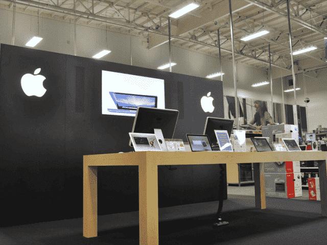 Lojas Apple em Miami