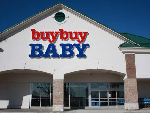 Loja de bebê Buy Buy Baby em Miami