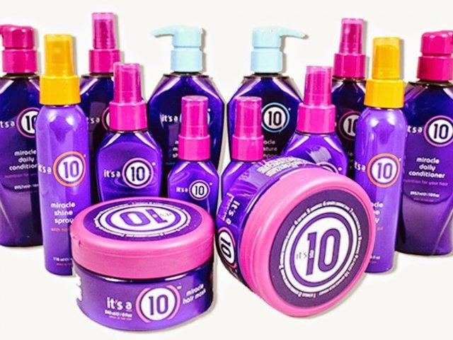 Produtos para cabelos It's a 10 em Orlando