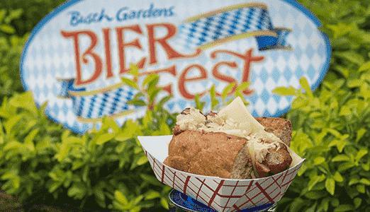 Festival de cervejas Bier Fest no Busch Gardens em Orlando