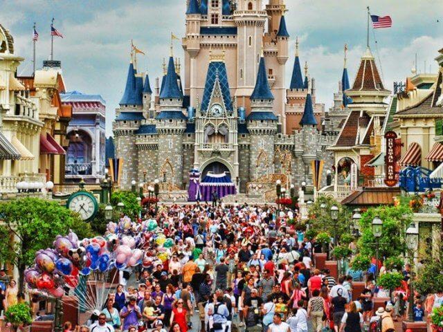 Como trabalhar na Disney em Orlando