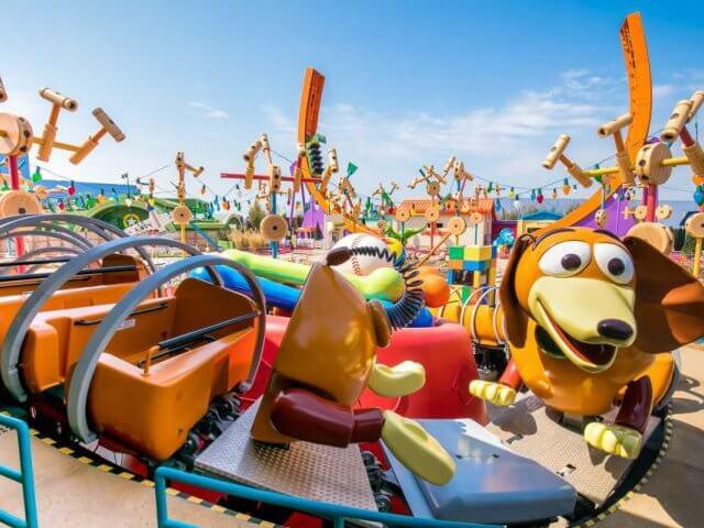 Como conhecer a área Toy Story Land na Disney sem filas