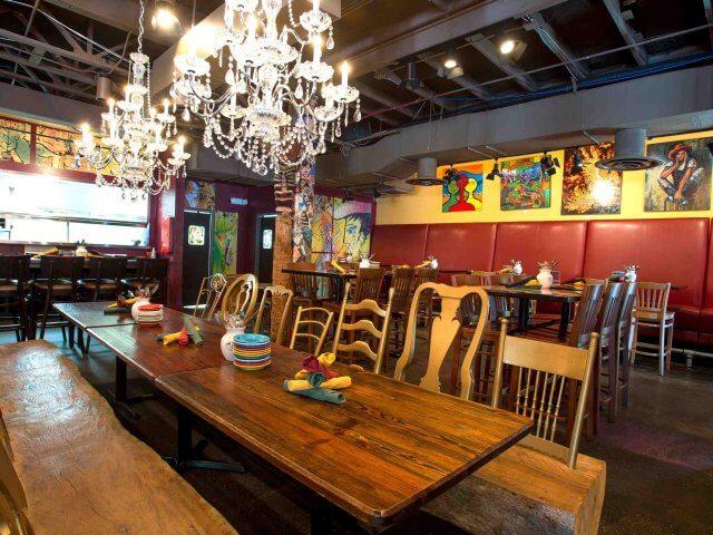 Restaurantes de comida mexicana em Orlando