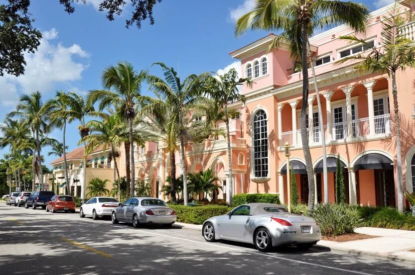 O que fazer em Naples na Flórida