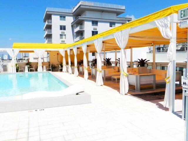 Hotel Leslie em Miami Beach