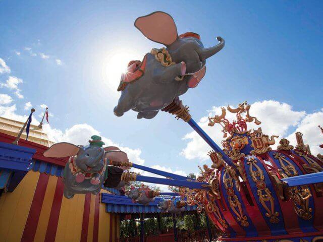 Quais brinquedos valem o uso do fast pass no Magic Kingdom