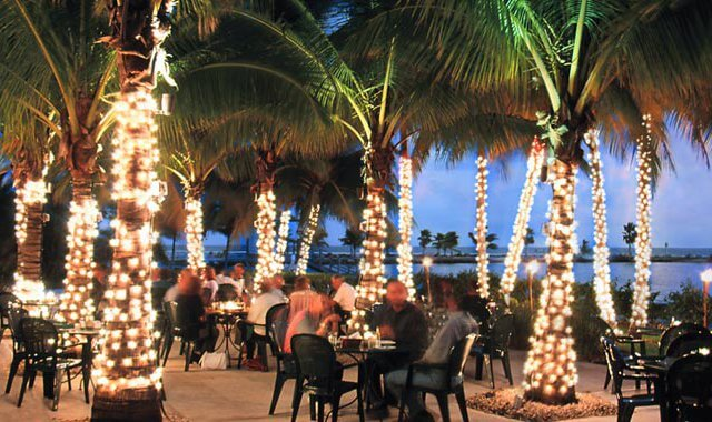 Restaurante Red Fish Grill em Miami