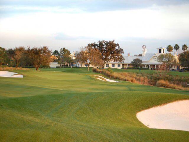 4 campos de golfe para conhecer em Orlando