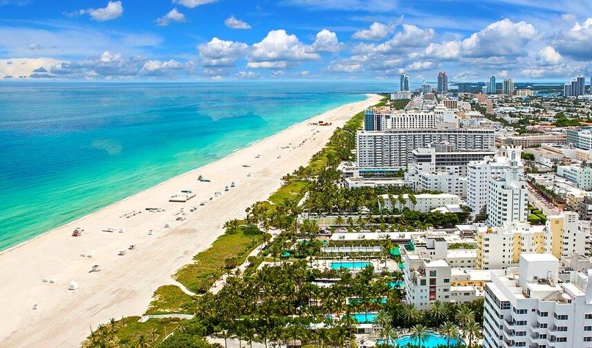 Opções de bate-volta saindo de Miami